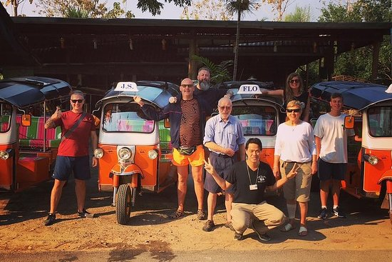 3 Day Hill Tribe and Tuk Tuk Adventure