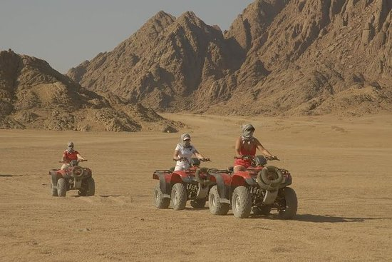 Super safari 5 in 1: quad, giro in