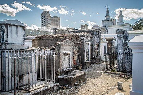 Visite guidée du cimetière...