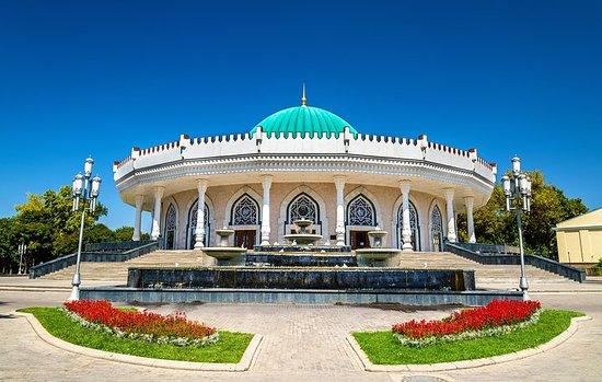 Tour pela cidade de Tashkent