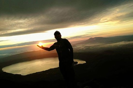 Ilamatepech volcan de izalco