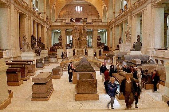 Kairo Halvdagstur til egyptisk museum
