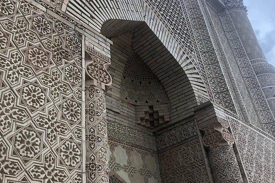 La grande route de la soie au Kazakhstan: Taraz-Shymkent-Turkestan...