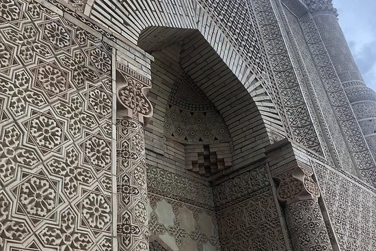 The Great Silk Road tour of Kazakhstan: Taraz-Shymkent-Turkestan...