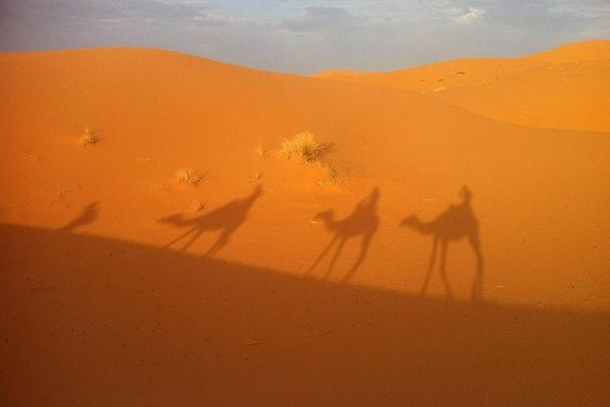 Private Desert Excursion 2 nights 3 days for 2 people to Merzouga erg chabi wit 2 nights accommodation Photo