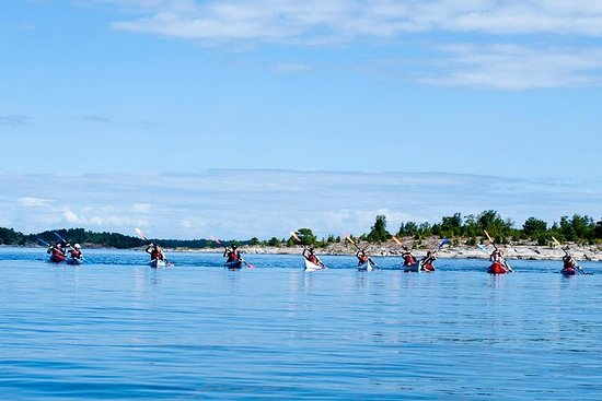 2-Day Kayaking Tour in the...