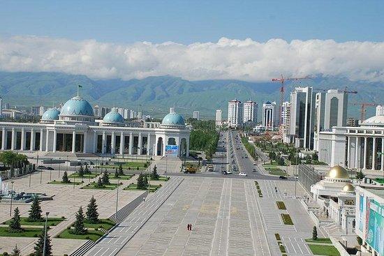 Tour du Turkménistan de 14 jours