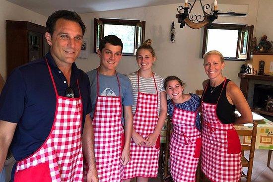 Family Cooking Class Amalfi Coast