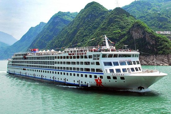 Excursion de 3 nuits au Yangtze Gold...