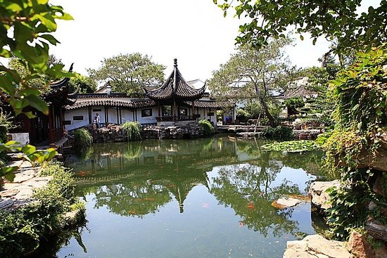 Privater Ausflug nach Suzhou ab...