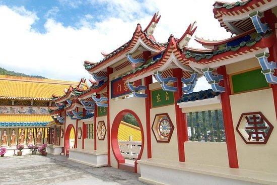 Tour di 7 Giorni, Il meglio della Malesia: Cameron Highlands, Penang