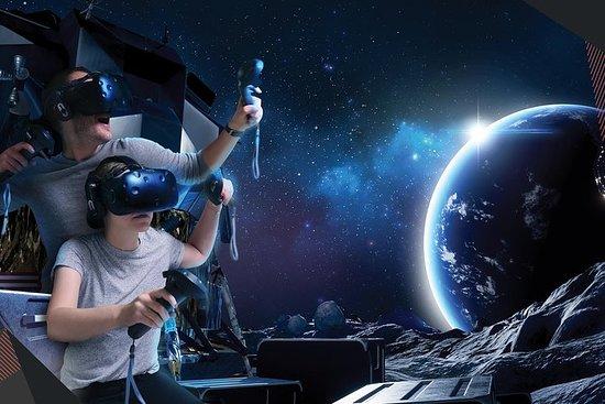 Sala virtual: aventura de viaje en el...