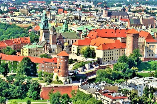 Krakow & The Trails of The Vistula