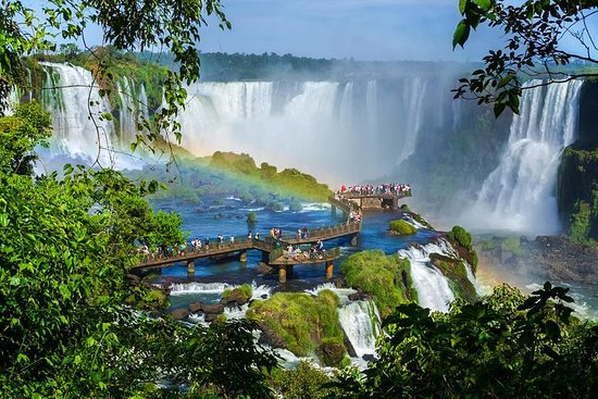 3-Days Iguazu Falls Tour of the...