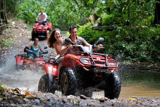 Discovery Package Saona Island & ATV...