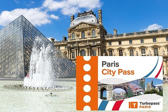 Paris City Pass: entrée gratuite et transports en commun