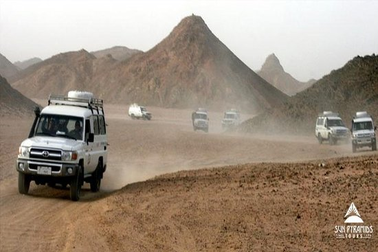 Valokuva: Day Tour to Hurghada Bedouin Desert Safari by Jeep in Egypt