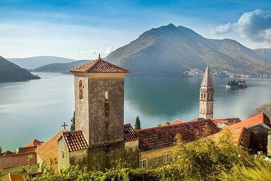 从科托尔港到Perast,布德瓦,Sveti Stefan,科托尔老城的一日游