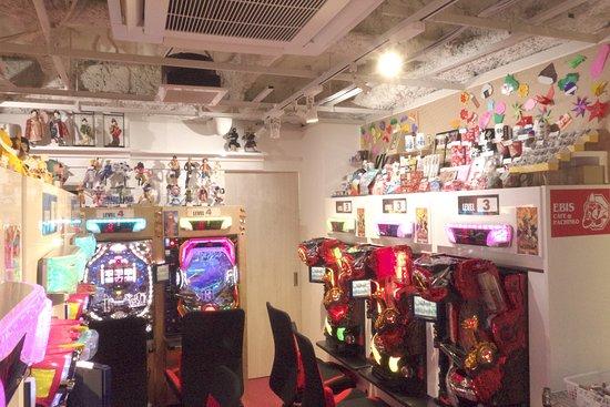 EBIS Cafe&Pachinko Akihabara1