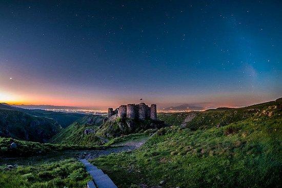 PRIVAT Guidad tur till Amberds slott och platser runt Kasagh-ravinen