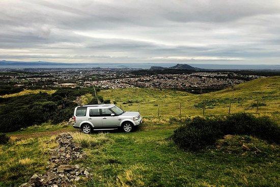 Más allá de Edimburgo (tour de medio...
