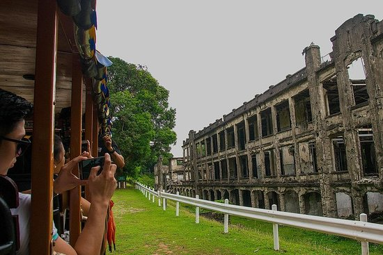 Corregidor Walking Tour