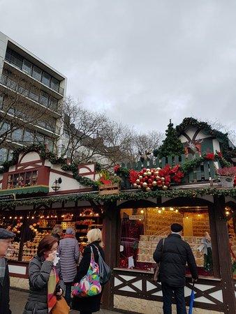 Rudolfplatz Christmas Market