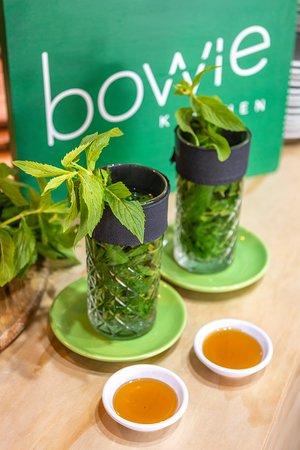 Fresh Mint Leaf Tea 2020