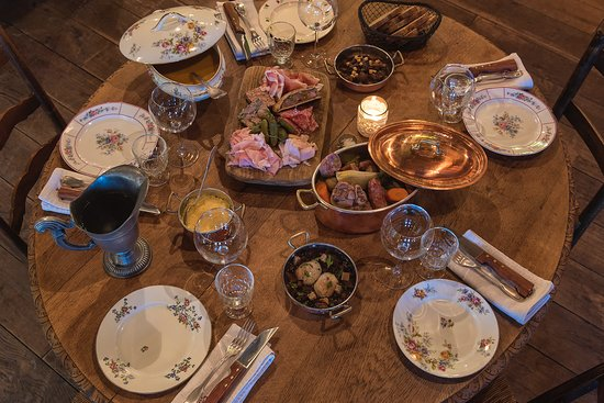 La Table De Jeanne Tignes Menu Prices Restaurant Reviews