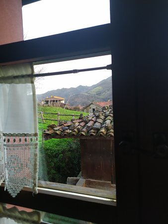 Cortes, España: View from the room