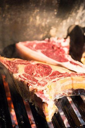 Carne in cottura