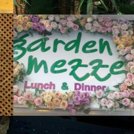 Central America: Garden Mezze best food