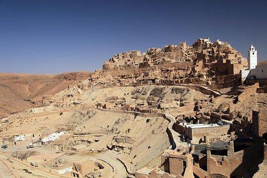 3 dager 4x4 PRIVATE safari for 2 personer fra Sousse, Hammamet og...