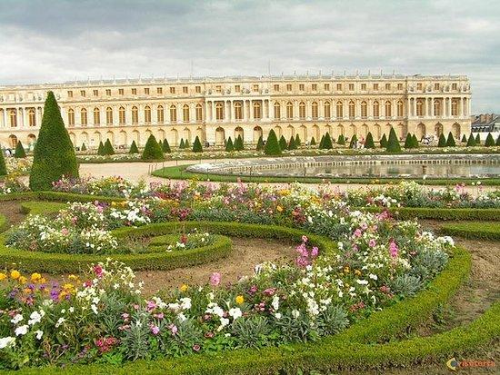 Dagstur til Giverny og Versailles, med...