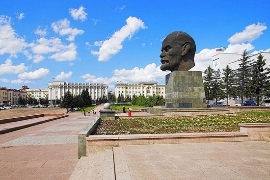 Private Walking Tour of the City of Ulan-Ude
