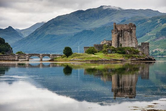 5-Day Isle of Skye, Oban, St Andrews and North West Highlands Tour