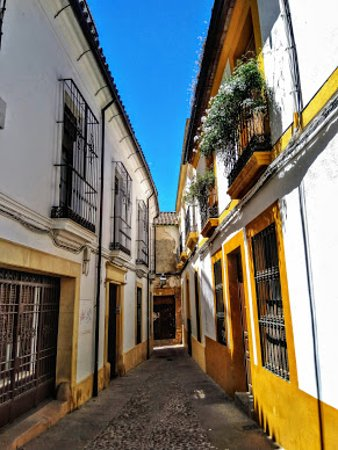 Pretty streets in Cordoba