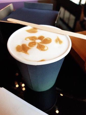 Agapé è anche caffetteria take away.