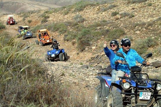 Quad o Buggy Explorer a Caleta De