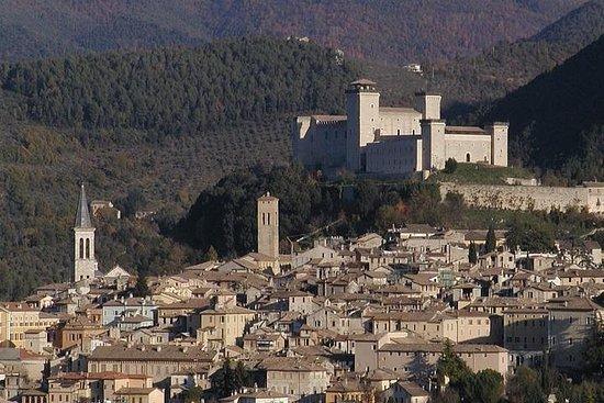 Visite privée en groupe: Cascia et Spoleto, un voyage dans le temps...