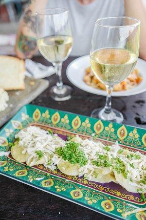 Ravioli Cheff Special