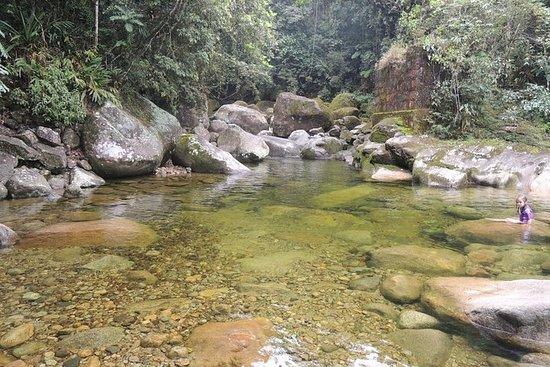 Tour di un'intera giornata alle cascate della Serra dos Orgaos.
