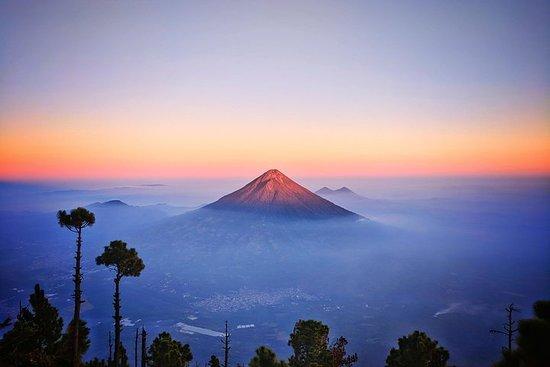Tour du volcan Acatenango