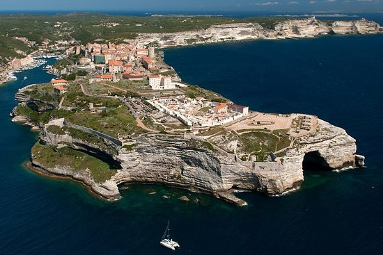 Bonifacio - Excursion From Sardinia