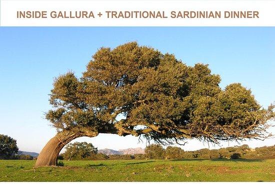 蓋洛拉之旅+傳統撒丁島晚餐