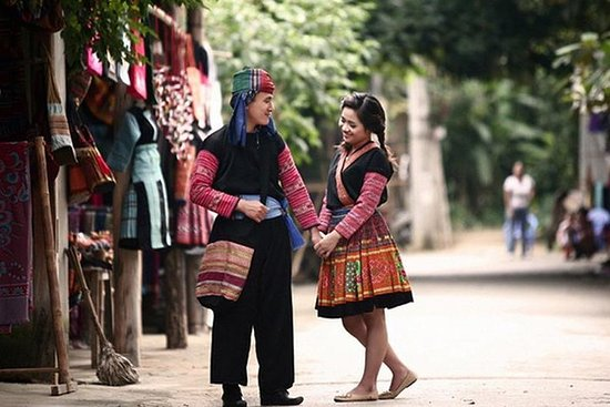 Mai Chau Getaway En dagstur - Gå med ...