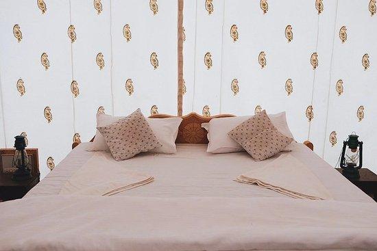 Camping de nuit de luxe à Jaisalmer