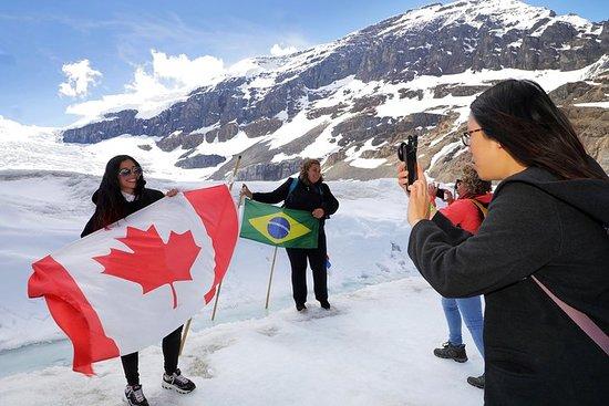 Excursão de 4 dias ao Rockies Winter Explorer saindo de Vancouver