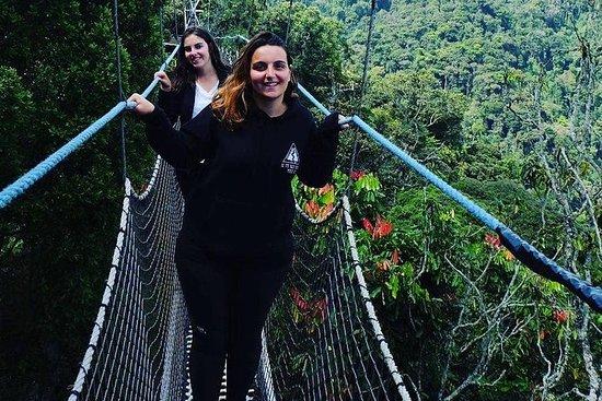 2 dias em Ruim - Trekking no Chimpanzé