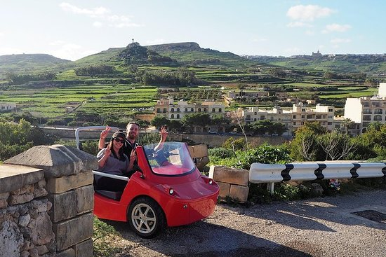 Full Day Gocar Tour including Lunch, Ferry and Hotel Pick-Up/Drop Off